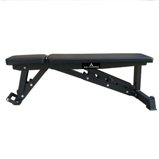 Gym Steel Adjustable Bench