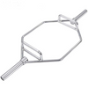 Gym Weightlifting Hex Trap Barbell Bar