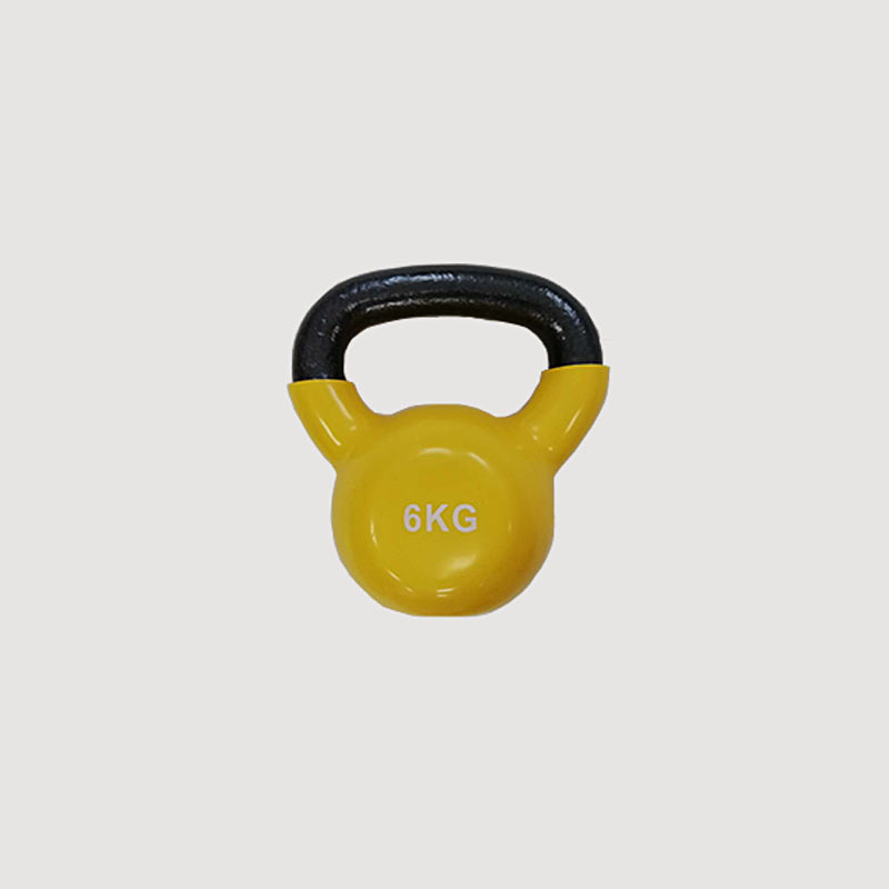 Eco-Friendly Vinyl Coated Kettlebelll