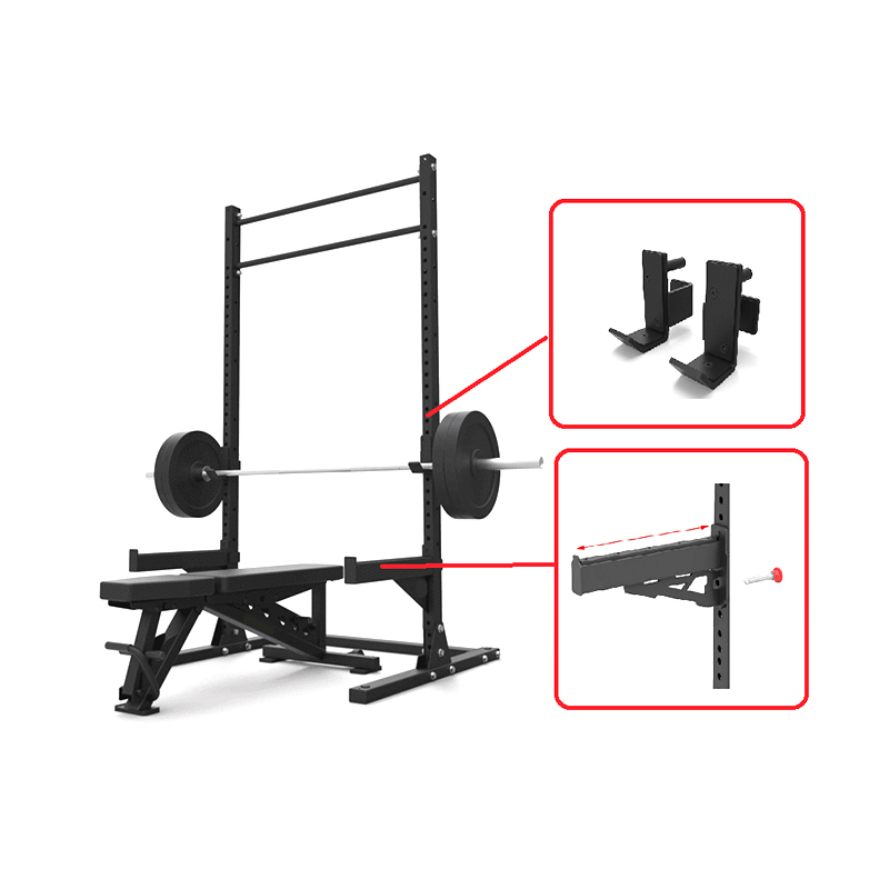 Strength Training Squat Rack